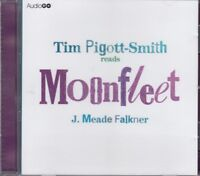 Moonfleet J. Meade Falkner CD Audio Book Tim Pigott Smith Abridged FASTPOST
