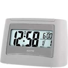ACCTIM 15357 ATTIS 12.2CM SMARTLITE DIGITAL ALARM CLOCK (OUR REF5R)