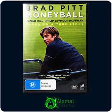 Moneyball (DVD) - Brad Pitt - Jonah Hill - Drama - Sports - Biopic - Baseball