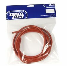Samco Sport Silicone Reinforced Carby Hose - Red
