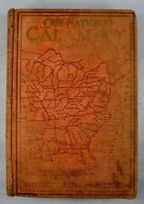 Our National Calamity Of Flood Fire Tornado Vintage Book Logan Marshall 1913 (O)
