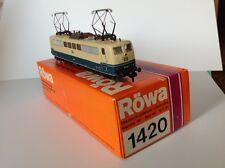ROWA ROCO HO 1420 DB BR-151 6/6 ELECTRIC LOCOMOTIVE w/BOX