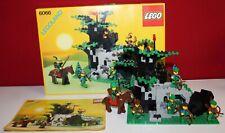 Lego 6066 Robin Hood Versteck Castle Forestmen Camouflaged Outpost OVP, BOX,OBA