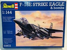 REVELL 03972 F-15E Strike Eagle & Bombs 1/144