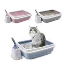 Imac Duo - Lettiera per gatti con paletta e porta paletta - Toilette per gatti
