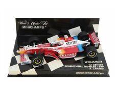 WOW EXTREMELY RARE Williams FW21 Promo Zanardi Barcelona 1999 1:43 Minichamps