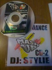 UK HARD DANCE MASH UP - DJ: STYLIE ( HARD BOUNCE / HOUSE CD )  20 x TRACKS