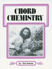 Chord Chemistry Learn to Play Easy Guitar Chart Music Book CHORDS MAJOR SCALES