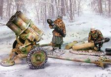 The Collectors Showcase German Winter Cs00629 German Bulge Nebelwerfer Set Mib