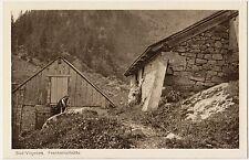 Elsass Haut-Rhin Ferme-Auberge Frankenthal Süd-Vogesen Vosges bei Munster 1915