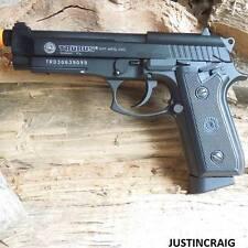 NEW LICENSED/TRADEMARKED FULL METAL TAURUS PT99 SEMI/FULL AUTOMATIC AIRSOFT GUN