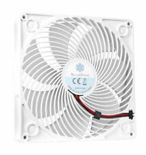 Silverstone AP182 180mmx180mx32mm Wide Blade Air Channeling Fan (3Pcs)