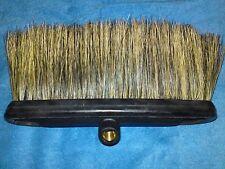 "PRESSURE WASHER LONG HAIRED HOG HAIR BRUSH 90MM  CARWASH VALETING WAGON 1/4""BSP"