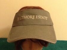 Dorfman Pacific Co. BILTMORE ESTATE VISOR, Hat Cap Green