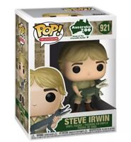 Funko - POP TV: Crocodile Hunter - Steve Irwin *Mint*