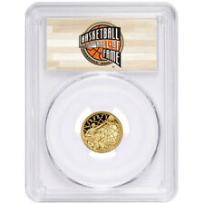 Preventa-prueba de 2020-W $5 oro Basketball Hall of Fame PCGS PR 70 DCAM FS Hof Labe