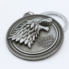 New Game of Thrones  Metal Keyring Keychain