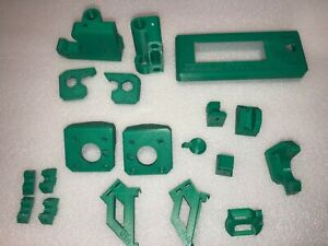 Prusa I3 MK3 Printed Parts Kit -HIGH QUALITY - PETG