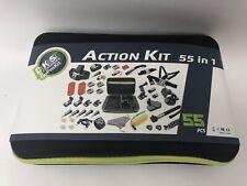 Dekasi 55 In 1 Accessories Kit Compatible For Gopro 6 5 4 3 2 1 Go Pro Hero