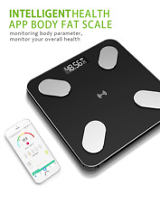 Smart Bluetooth Scale Latest APP Electronic Human Health Weight Measurement Body