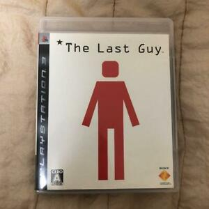 PS3 The last guy 30334 Japanese ver from Japan