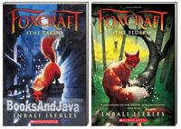 Foxcraft 1-2 The Taken & The Elders by Inbali Iserles (2 Paperback Set)