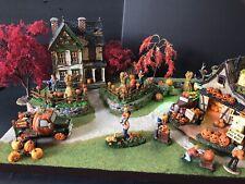 New ListingHalloween Village Display Base Platform For Dept 56 Or Lemax Spooky Town Village