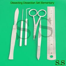 Dissecting Dissection Set Elementary Frog Pig Student Lab Teacher's Choic DS-700