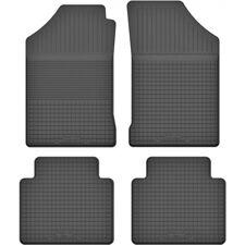 Gummimatten Fußmatten 1.5 cm Rand - Audi A2 (Bj. 2002-2005) - 4-teile -ein Set