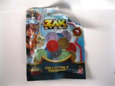 ZAKS STORM Collectible Treasure (4 pack) New in Package. Streaming on Netflix