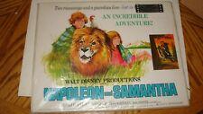 Napoleon and Samantha Original Lobby Card Set of Nine(9) 1972 Excellent