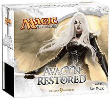 Avacyn Restored Fat Pack (ENGLISH) FACTORY SEALED BRAND NEW MAGIC MTG ABUGames