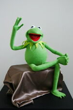 Master Replica KERMIT Muppet with original box and certificate LIMITED EDITION