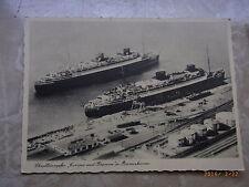 Zweiter Weltkrieg (1939-45) Sammler Motiv-Ansichtskarten aus Deutschland mit Schiff & Seefahrt