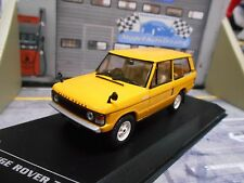 LAND Rover Range Rover 3.5 4x4 gelb yellow 1970 RHD  IXO White Box 1:43