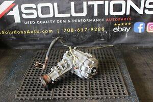 08-15 Mitsubishi Lancer Evolution X GSR Transfer Case Assembly OEM 65K