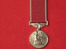 Miniature British Empire Medal BEM Medal EIIR with Civil ribbon BRAND NEW