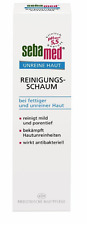 3 x SEBAMED CLEANSING FOAM FOR FACE COSMETIC 150 ML  > ORIGINAL FROM GERMANY <