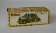 Repro Box Norev Micro Modell Renault 4 CV 1:87