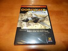 DOGFIGHTS SEASON TWO 2 Fighter Planes WWII WWI Korean Vietnam War DVD SET NEW