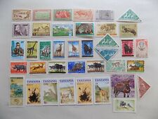World Wide Topical Coll'n of MINT HINGED WILD ANIMAL stamps -10-18-D-