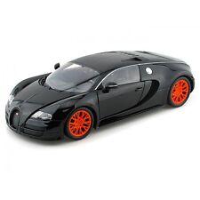 Minichamps 1.18 Scale Bugatti Veyron Super Sport (Black Metallic) Year 2010 / 11