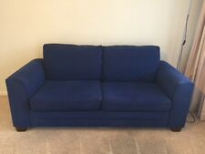 Lounge - Blue 2 1/2 seater