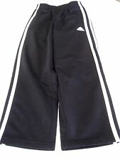 Boys Track pants Size 5 Adidas Brand Blue w/ White Stripe on Sides