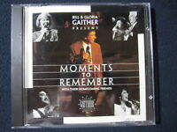 Gaither Gospel - Moments to Remember  [CD]