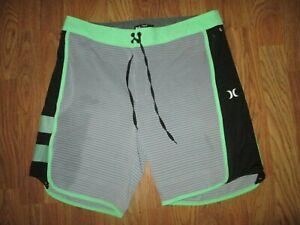 Mens HURLEY swim shorts trunks  sz 32 boardshorts