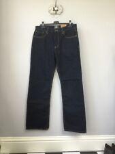 1e908b83ed BNWT Men's Timberland Dark Blue Bootfit Jeans, UK Size W34 X L34, Tagged
