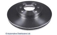 2x BLUE PRINT Discos de freno delanteros Ventilado 256mm ADG043120