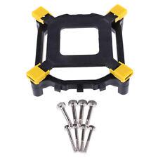 CPU heatsink mounting bracket holder base backplate kit for 115X/2011/1366 0cn