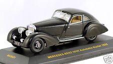1/43 IXO Museum MUS021 Mercedes Benz 500K Autobahn-Kurier 1935 black MIB